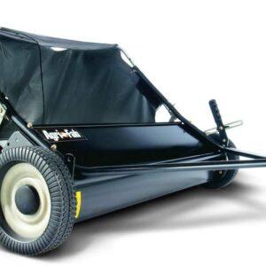 Agri-Fab 45-0320 42-Inch Tow Lawn Sweeper,Black - 1