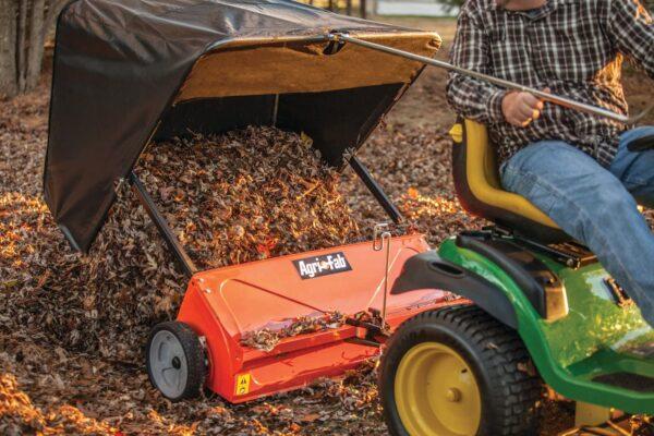 Agri-Fab 45-0492 Lawn Sweeper, 44-Inch - 2
